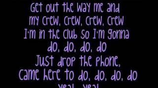 Taio Cruz - Dynamite Lyrics