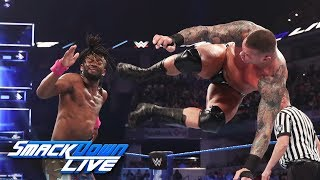 Nonton Kofi Kingston vs. Randy Orton - Gauntlet Match Part 5: SmackDown LIVE, March 19, 2019 Film Subtitle Indonesia Streaming Movie Download