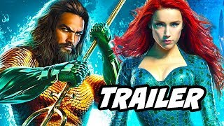 Aquaman Trailer 2 - Aquaman Gets His Comic Book Armor