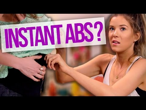 3 Weird Tools For Instantly Flat Abs