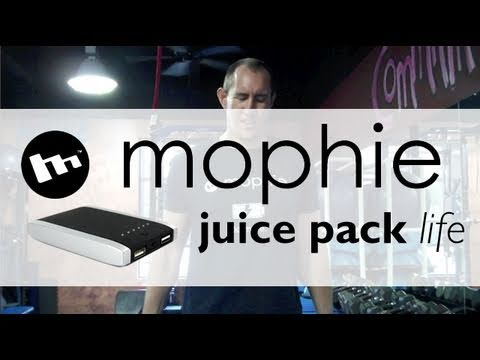 Technology News: Mophie to Launch Juice Pack Life