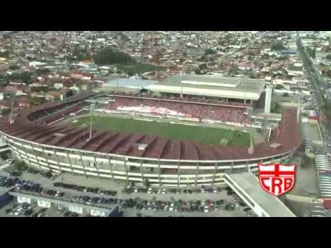 Chamada CRB x Madureira/RJ - 25/10/2014