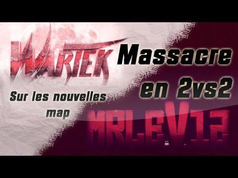 WaRTeK & MrLeV12 | Massacre en 2vs2 sur les nouvelles maps MW3