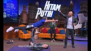 Video Acro Yoga Bersama Fajar Putra | HITAM PUTIH (12/07/18) 2-4 MP3, 3GP, MP4, WEBM, AVI, FLV November 2018