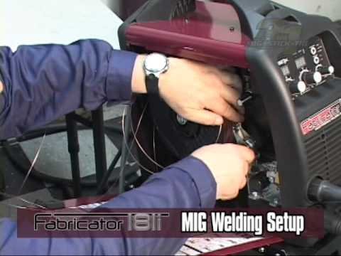 Thermal Arc Fabricator 181i 3-in-1 Overview & Setup