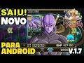Saiu!! Novo Dragonball Fighter Z Mobile Tap Battle BETA V.1.7 Para [Android]