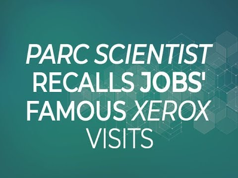 Video PARC scientist recalls Jobs' famous Xerox visits download in MP3, 3GP, MP4, WEBM, AVI, FLV January 2017