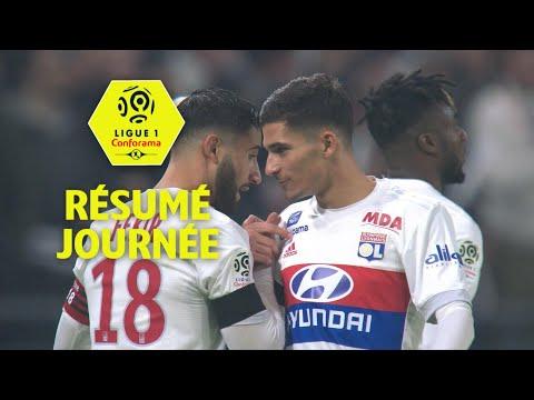 Résumé de la 22ème journée - Ligue 1 Conforama / 2017-18