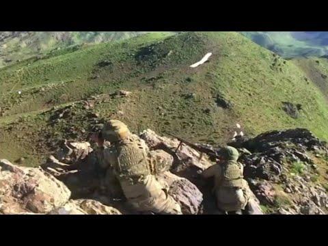 Türkei: Das Militär greift Kurden-Milizen im Irak an
