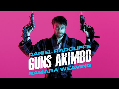 Official Trailer - Guns Akimbo