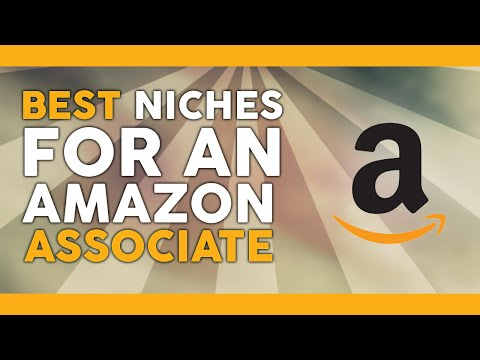 Good Niches for Easy Cash with the Amazon Affiliate Program