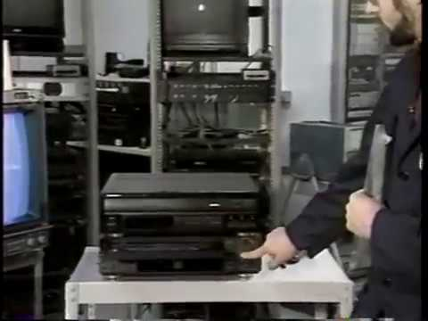 The Last Laserdisc: Are LaserDisc Players The Way Of The Future? (1992)