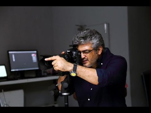 Ajith-Sivabalan Photoshoot: Behind the Scenes Working Pictures Released