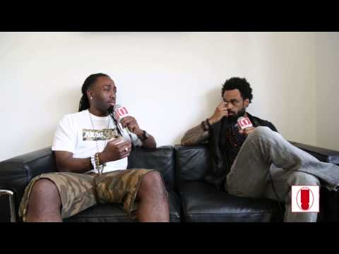 "Bilal Talks About ""In Another Life"""