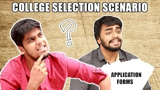 Video College Selection After + 2 Results   Exact Scenario Funny Video   Arts Or Engineering ? Must Watch MP3, 3GP, MP4, WEBM, AVI, FLV November 2017