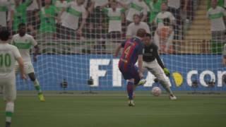 FC BARCELONA VS AL AHLI FRIENDLY MATCH