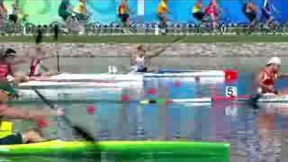 Enjoy a fine individual performance from Wallace in the men's K1 500M canoe/kayak event at the Beijing 2008 Summer Olympic Games.http://www.olympic.org/canoe-kayak-flatwater-k-1-500m-kayak-single-menhttp://www.olympic.org/beijing-2008-summer-olympicshttp://www.olympic.org/australia