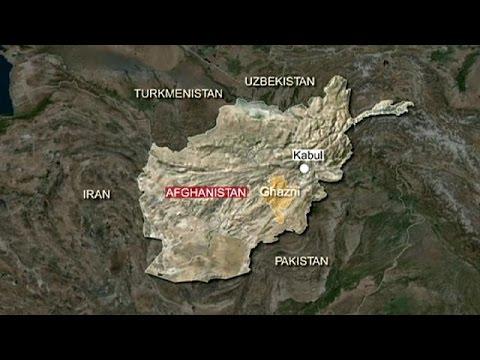 Αφγανιστάν: Δεκάδες νεκροί από σύγκρουση λεωφορείων με βυτιοφόρο