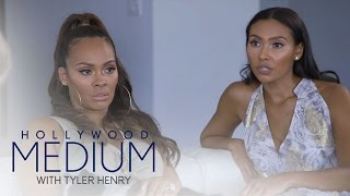 Video Tyler Henry Reads Evelyn Lozada and Daughter Shaniece | Hollywood Medium with Tyler Henry | E! MP3, 3GP, MP4, WEBM, AVI, FLV Maret 2018