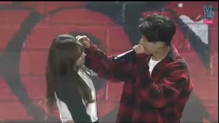 Video iKON being cute with girls 2!  / Try not to be Jealous MP3, 3GP, MP4, WEBM, AVI, FLV Januari 2019