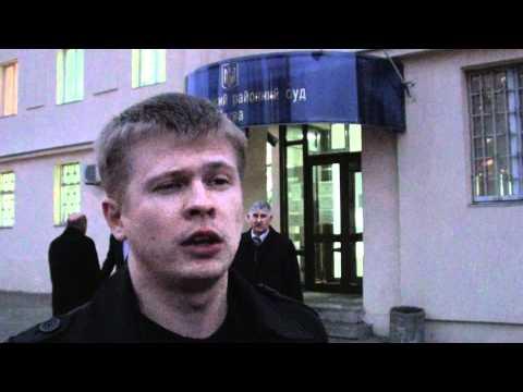 КОБРА против ДК. СУД №1 (10.11.2011)
