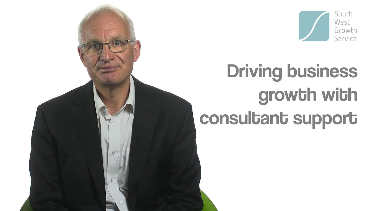 Driving business growth with consultant support - In a nutshell