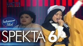 Video AYU ft. JOAN - COME TOGETHER (The Beatles) - Spekta Show Top 10 - Indonesian Idol 2018 MP3, 3GP, MP4, WEBM, AVI, FLV Februari 2018