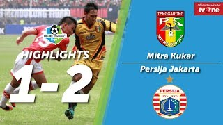 Video Mitra Kukar vs Persija Jakarta: 1-2 All Goals & Highlights MP3, 3GP, MP4, WEBM, AVI, FLV Juni 2018