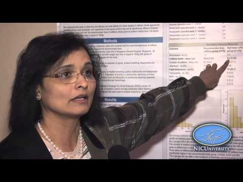 Preventing apnea in VLBW premature infants - Dr. Varsha Atul Shah