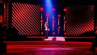 Cher Lloyd sings Nothin' On You - The X Factor Live Semi-Final (Full Version)
