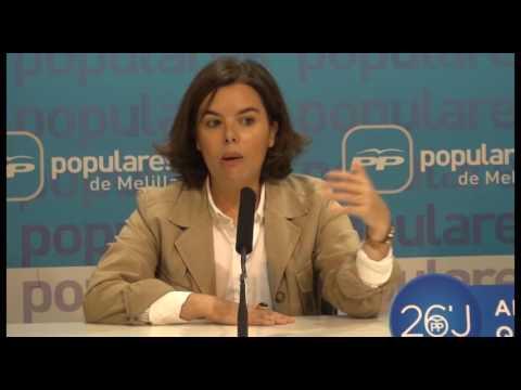 El Gobierno ha hecho un gran esfuerzo en materia de transporte aéreo y marítimo en Melilla