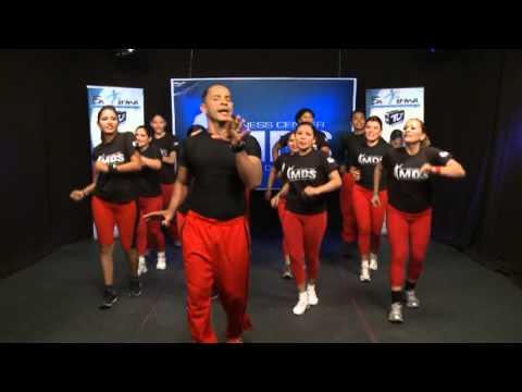 BAILOTERAPIA CON MARINO DANCE SHOW - Alexandra Stan - Mr Saxobeat