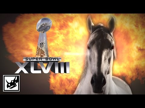 Super Bowl XLVIII Simulation (In Real Life)