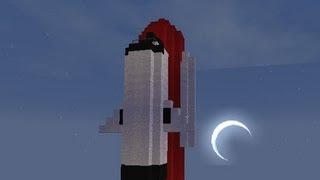 LizzyVille | Minecraft Creative Village | Ep # 8 'Houston..we have a problem..'