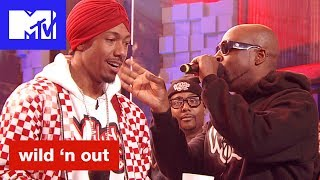 Video Wyclef Jean Isn't Gonna Let Nick Get Off That Easy | Wild 'N Out | #Wildstyle MP3, 3GP, MP4, WEBM, AVI, FLV April 2018