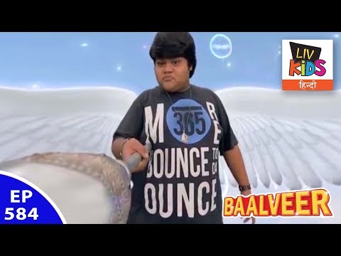 Baal Veer - बालवीर - Episode 584 - Montu Attains Powers