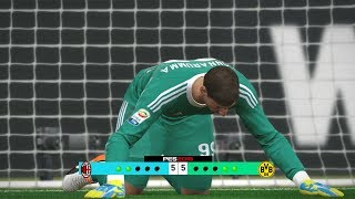 Ac Milan vs Borussia Dortmund International Champions Cup 2017 Penalty Shootout Simulated #PES2017 #2017ICCSubscribe : https://goo.gl/hOkuyhTwitter : https://twitter.com/LionelPesG+ : https://goo.gl/Bz7FAmPatch : SS Patch Scoreboard : PES 2018 by aziz17 https://goo.gl/d9qAGGAdboard : PES 2018 by Abid Nabawi https://goo.gl/okOQzOKits : Kits Pack 2017/18 HD V3 by Geo_Craig90  https://goo.gl/QUEd8vPES 2017 Fantasy Gameplay/Penalty Shootout : https://goo.gl/gPYg18PES 2017 All Star Gameplay/Penalty Shootout : https://goo.gl/PKXzD8
