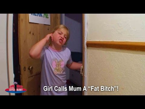 Girl Calls Mum A