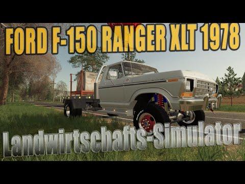 FORD F-150 RANGER XLT 1978 v1.0.0.0