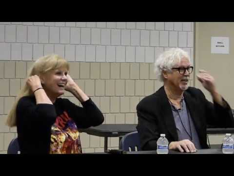 PJ Soles William Katt Carrie (1976) Reunion  Panel