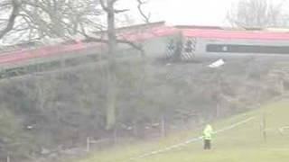 Rail Crash in Cumbria