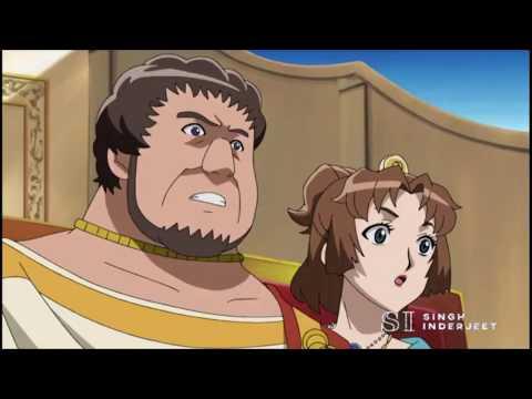 "Dinosaur King Season 02 Ep.05 ""There's No Place Like Rome"" in Hindi HD"