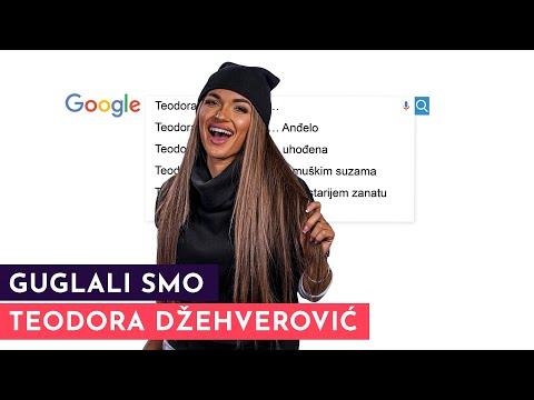 Teodora Džehverović: Ne stidim se veze sa Anđelom