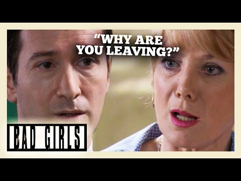 Julie Finds Out The Truth About Colin | Season 6 Episode 7 | Bad Girls