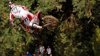 Faenza Italy  city pictures gallery : On-board lap with Evgeny Bobryshev of Faenza, Italy for round 15 of the MX1 World Championship
