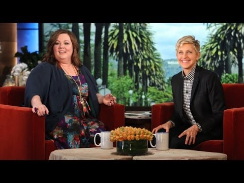 Melissa McCarthy's Adorable Parents