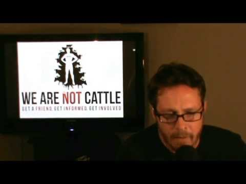 We Are Not Cattle Podcast Ep #8 with Video