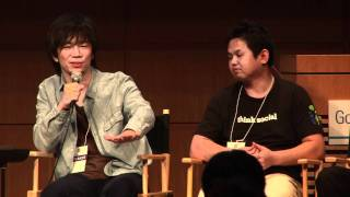 Google Developer Day 2010 Japan : Panel Discussion - 未来のソーシャルウェブを占う