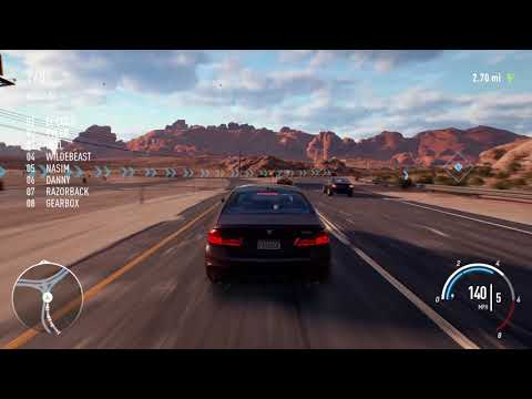 Need For Speed Payback The Gamescom BMW Race PC Gameplay 4K 60 FPS  de Need for Speed Payback