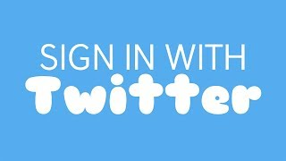 Sign In With Twitter: Authenticating (4/5)